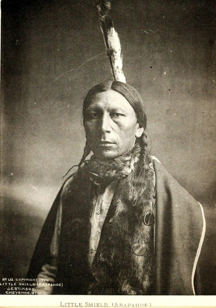 Little Shield (Arapahoe tribe)
