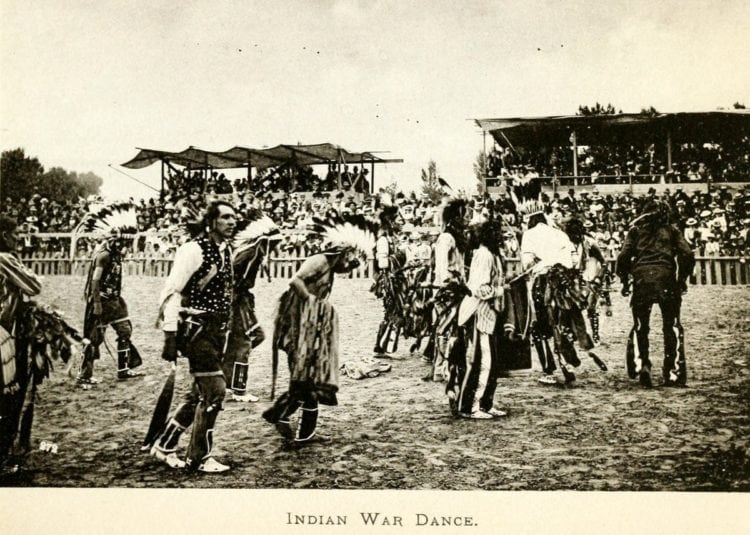 Native American War Dance