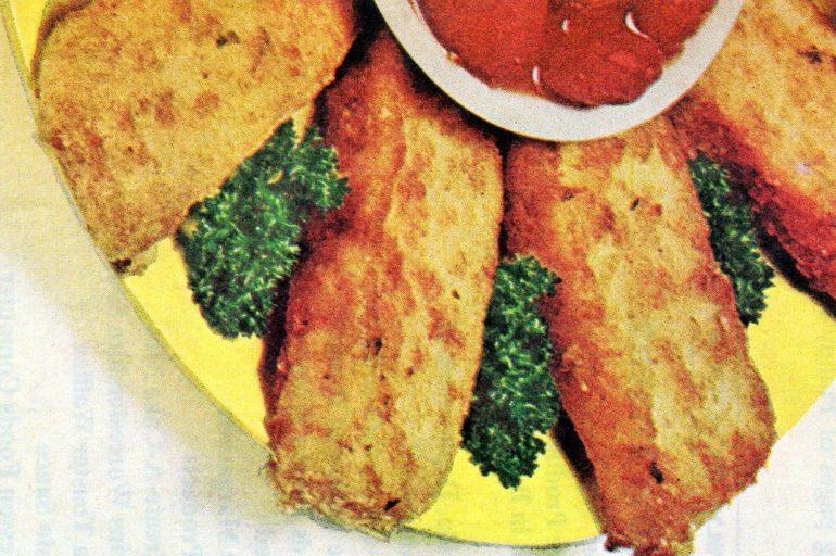 Chicken 'n' rice scrapple (2)
