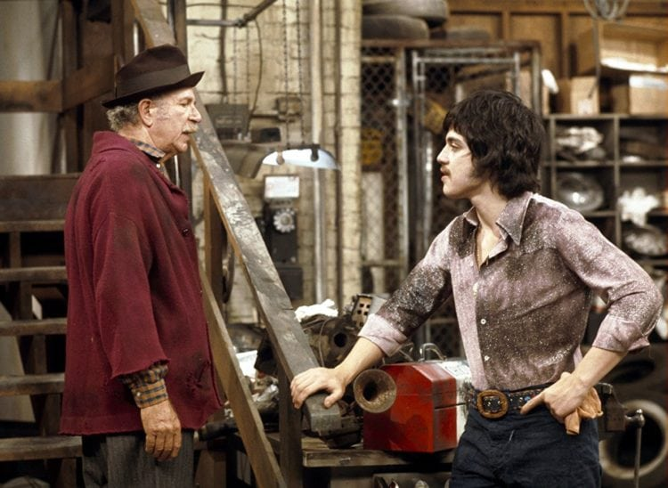 Chico & the Man - Jack Albertson Freddie Prinze