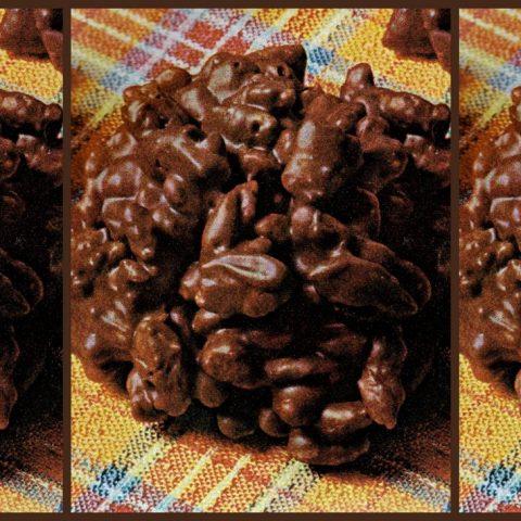 Choco-Scotch clusters recipe (1967)