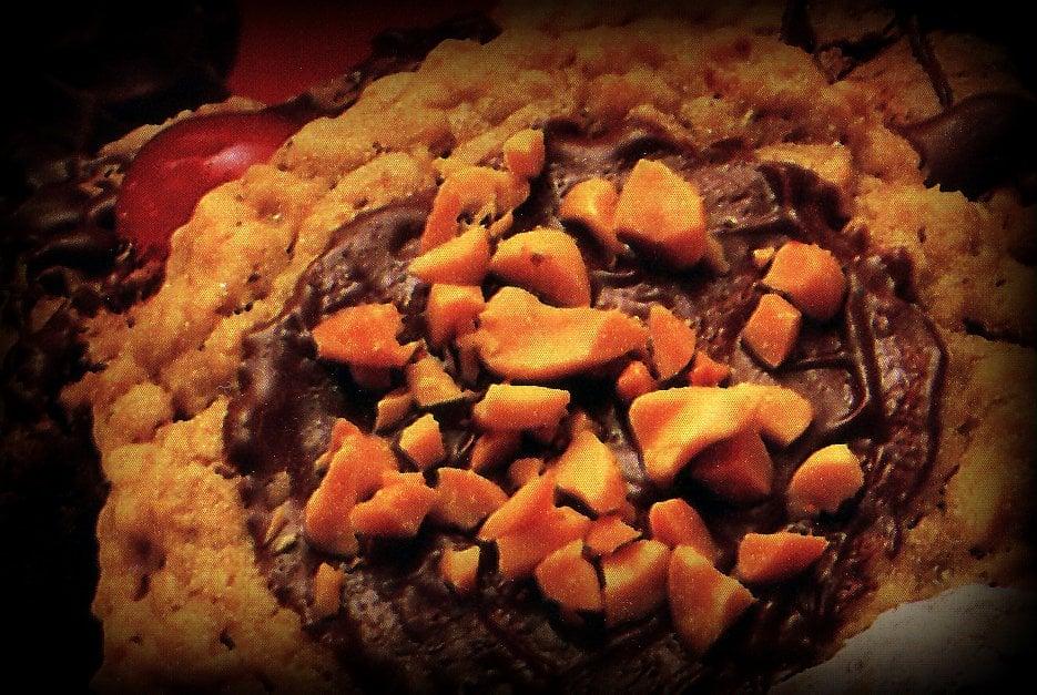 Choco peanut butter dreams cookie recipe