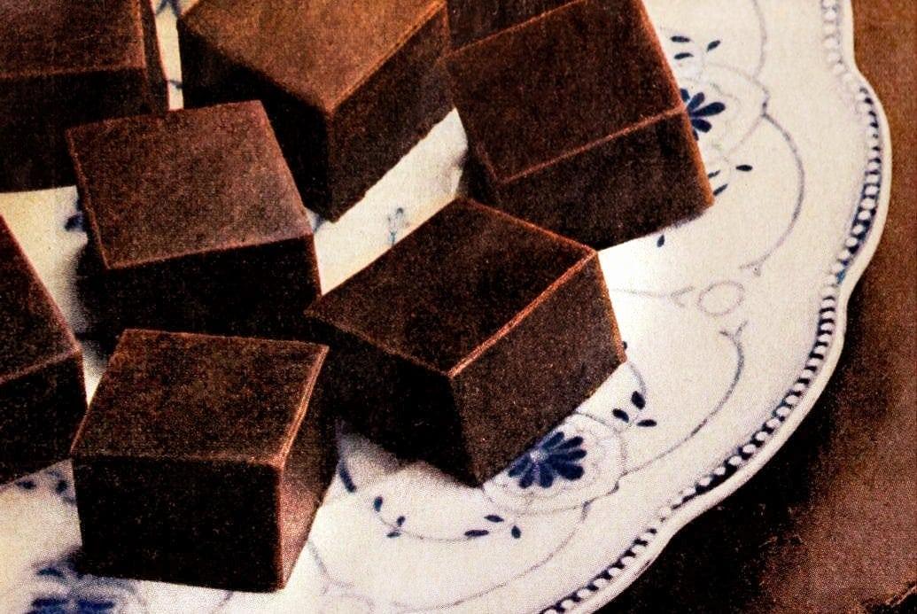 Chocolate Knox Blox Get the retro recipe