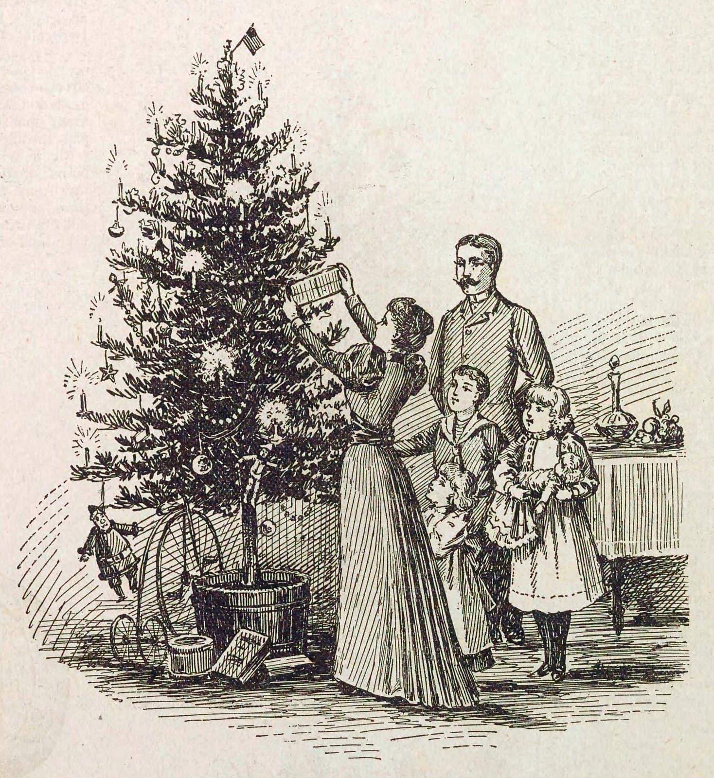 Christmas 1892