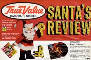 Christmas toys from the hardware store back in the 70s (2)