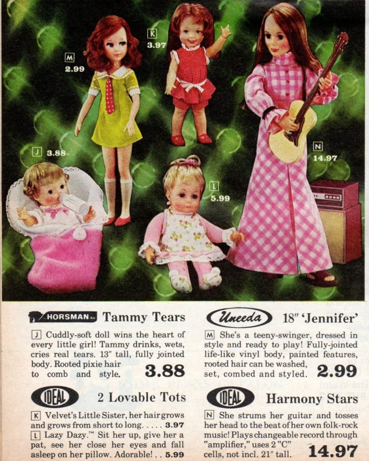 Christmas toys from the hardware store back in the 70s (3)