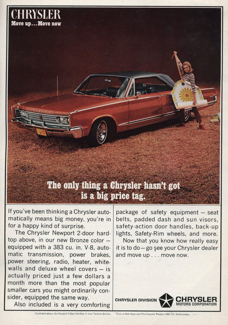 Chrysler Newport - Classic car from 1966