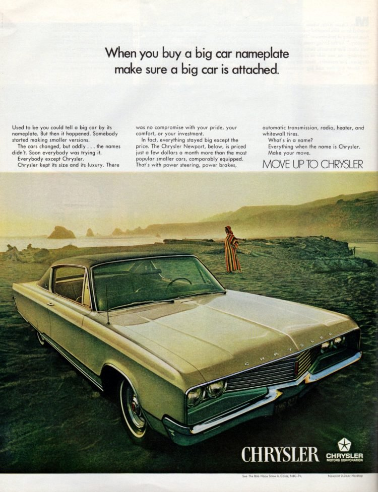 Chrysler Newport - Classic car from 1968