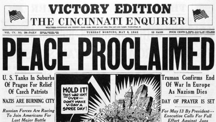 Cinci-Enquirer-VE-Day-May-8-1945