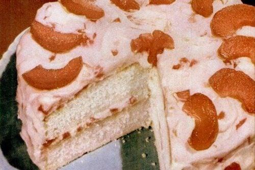 Cinnamon apple cream cake recipe 1940 (2)
