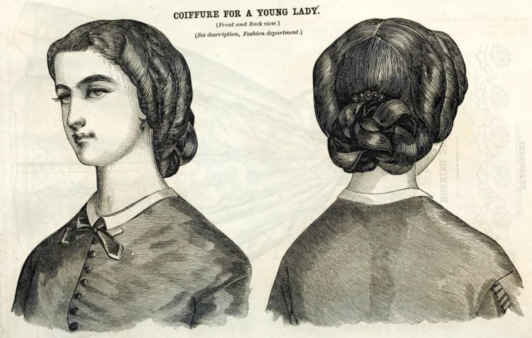 Civil War-era hairstyles from 1863 (1)