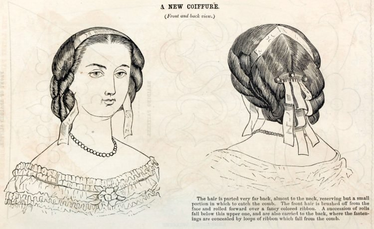 Civil War-era hairstyles from 1863 (5)