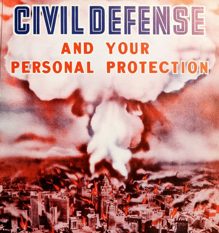 Civil defense and your personal protection - Atomic bombs (2)