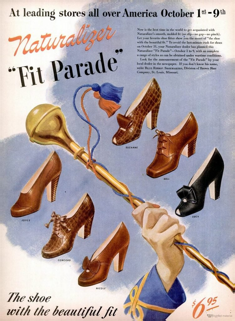 Classic 1943 Shoes for women