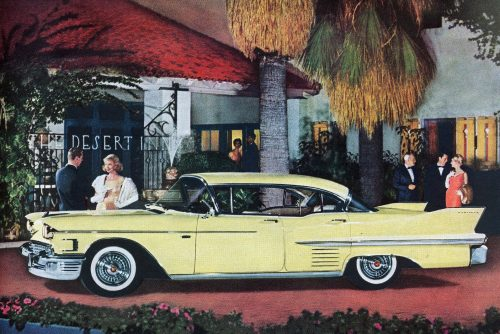 Classic 1950s Cadillacs - Vintage cars
