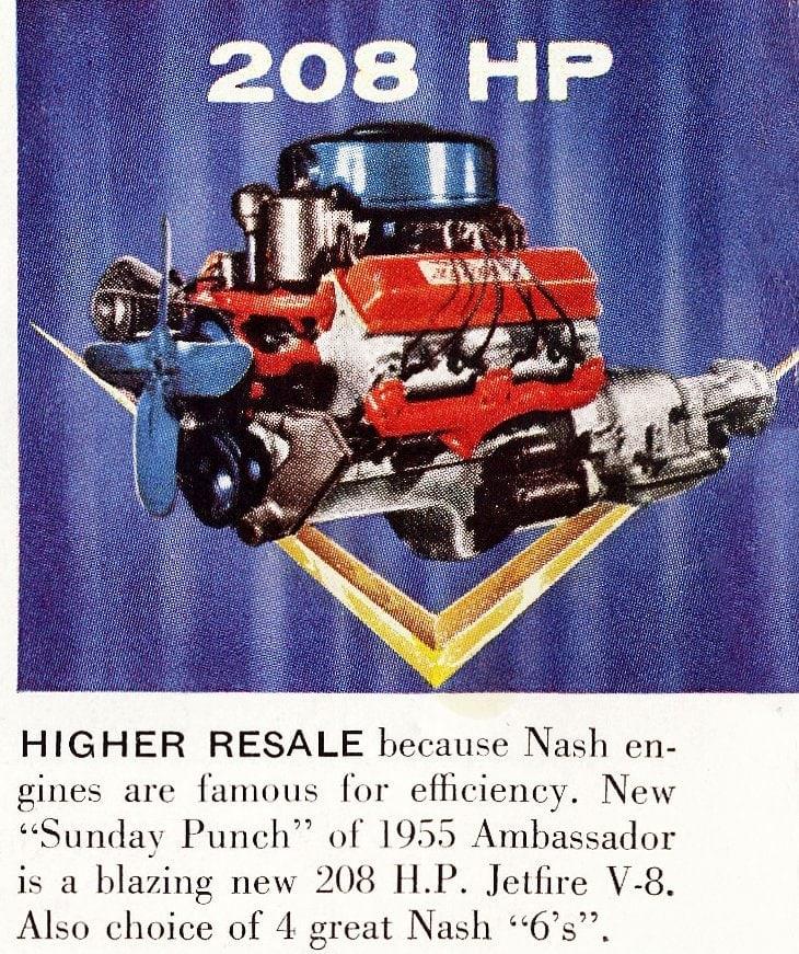 Classic 1955 Nash Ambassador cars (1)
