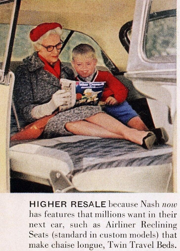 Classic 1955 Nash Ambassador cars (3)