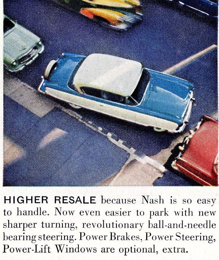 Classic 1955 Nash Ambassador cars (4)