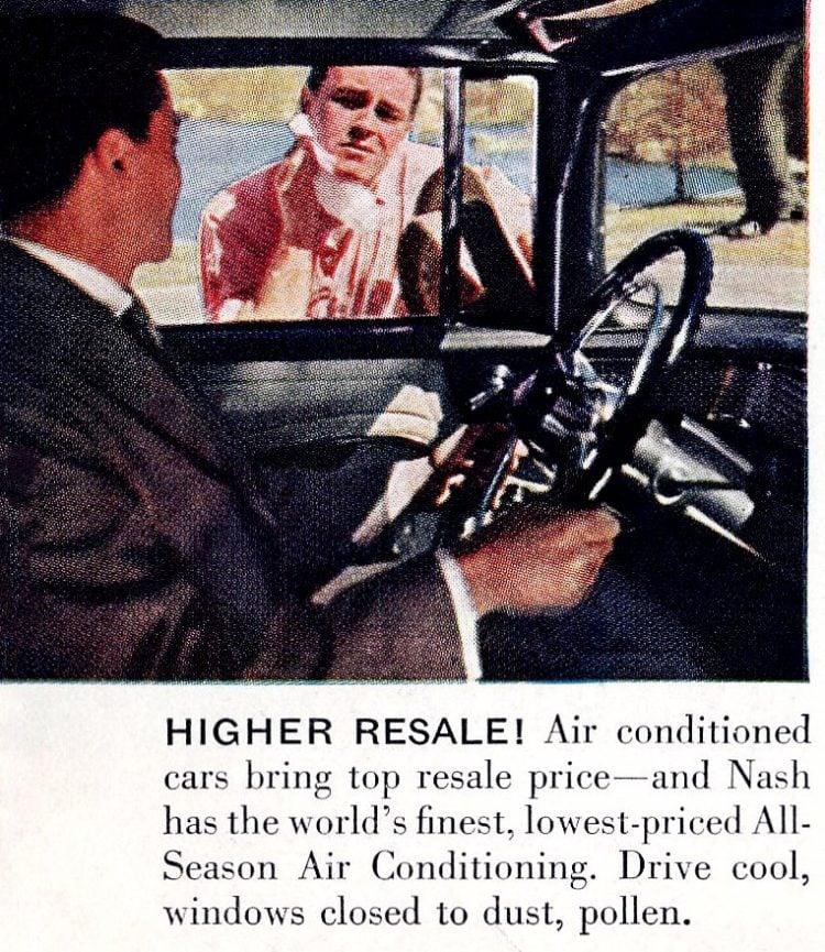 Classic 1955 Nash Ambassador cars (5)