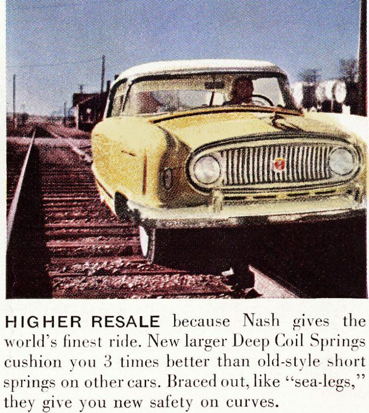 Classic 1955 Nash Ambassador cars (6)