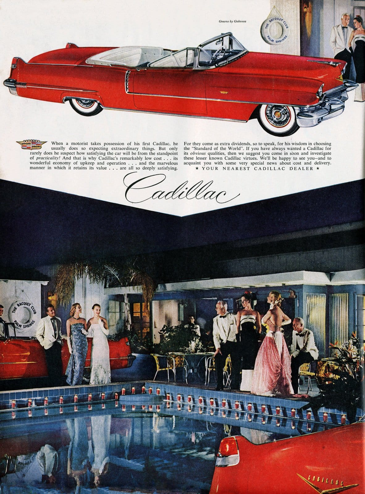 Classic 1956 Cadillac (1)