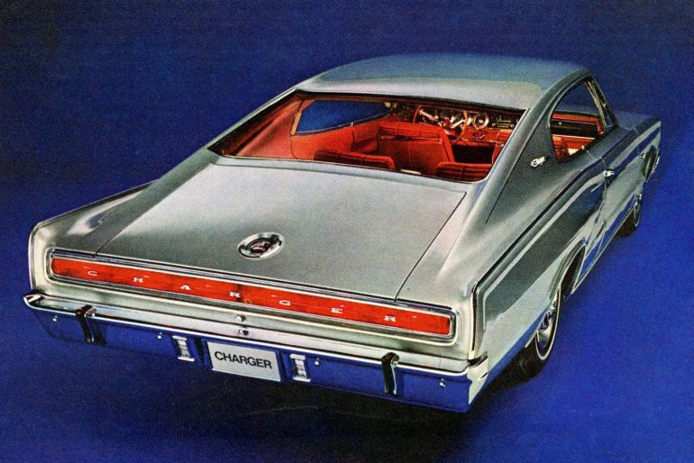 Classic 1960s Dodge Chargers