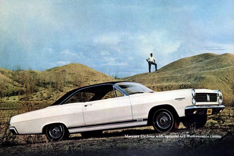 Classic 1967 Mercury