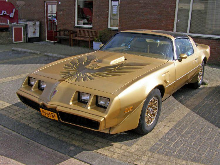 Classic 1970 Pontiac Trans Am car