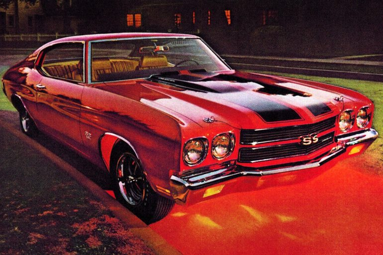 Classic Chevy Chevelles of the 1960s and 1970s