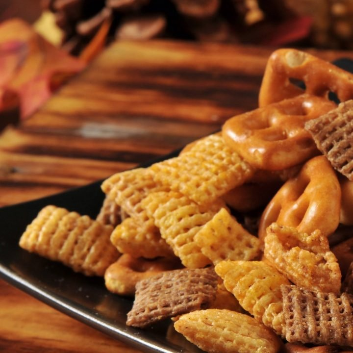 Classic Chex cereal snack mix - Photo by MSPhotographic - Deposit Photos