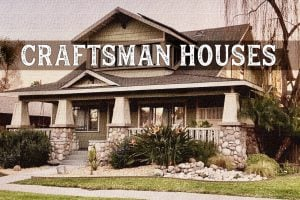 Classic Craftsman house style
