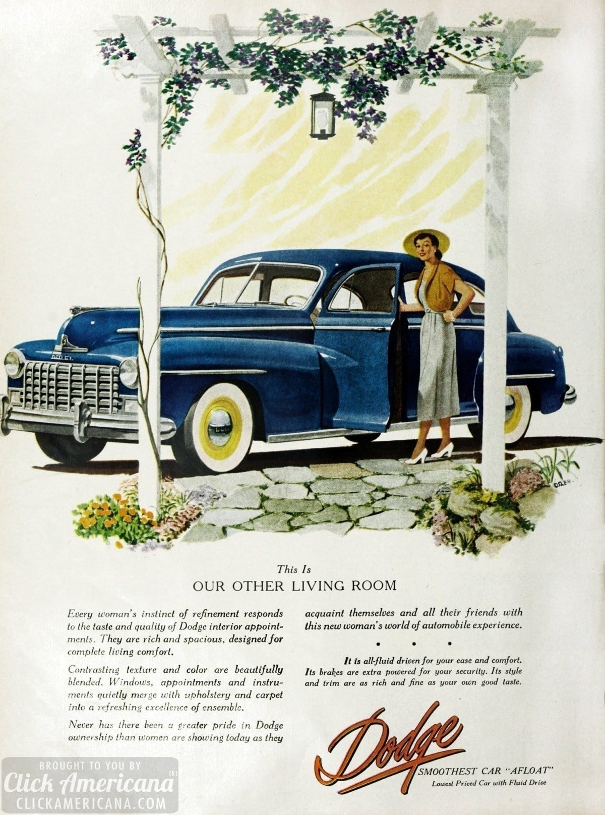 Classic Dodge cars 1948 (2)