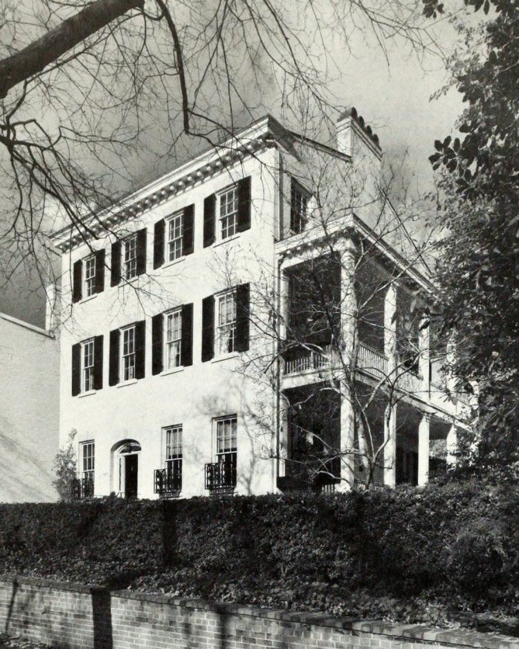 Crawford-Cassin house - Georgetown