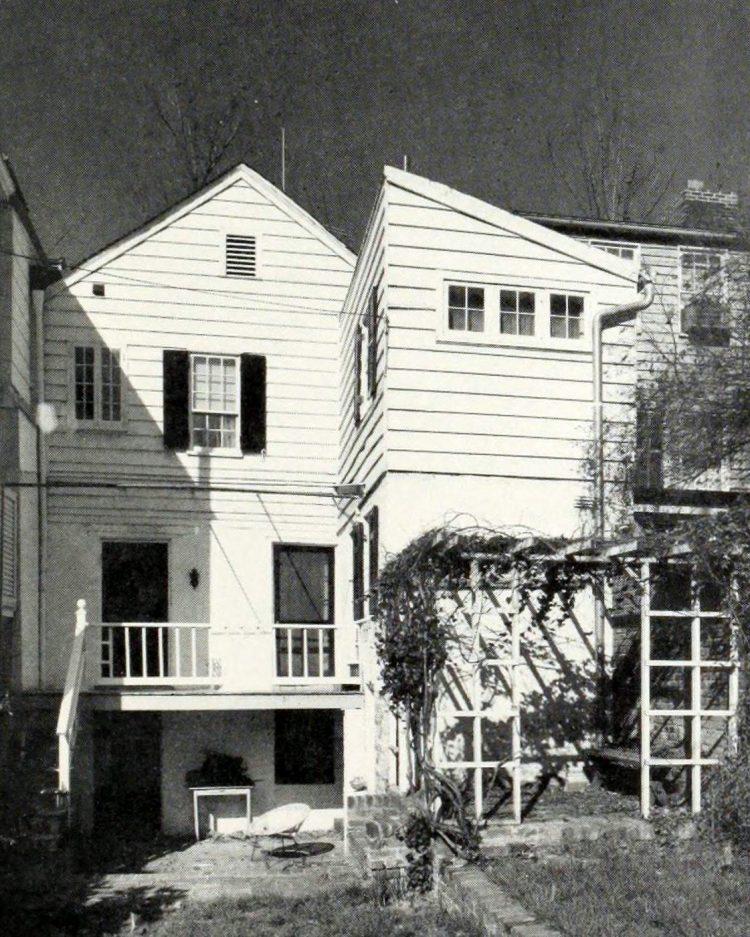 Edgar Patterson House - Georgetown