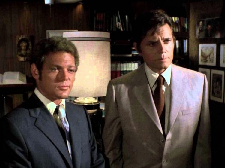 Classic Hawaii Five-0 James MacArthur and Jack Lord