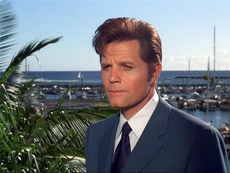 Classic Hawaii Five 0 TV series with Jack Lord