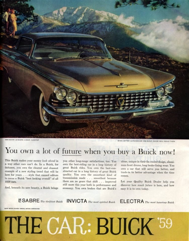 Classic cars - The '59 Buick (1)
