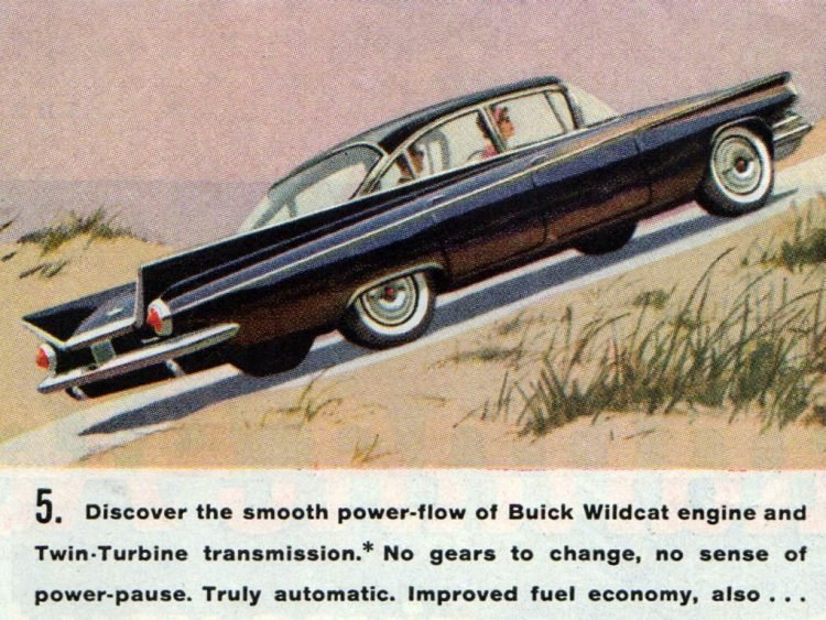 Classic cars - The '59 Buick (6)