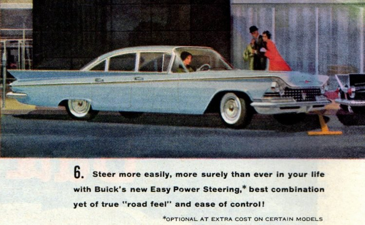 Classic cars - The '59 Buick (7)