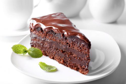 18 classic chocolate cake recipes (1911)