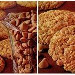 Classic cookie recipe Butterscotch Oaties - 1960s