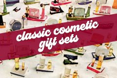 Classic cosmetic gift sets