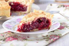 Classic gooseberry pie recipe