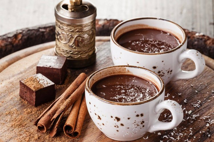 How about a cup of classic hot chocolate 10 different recipes to try