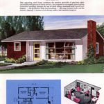 Classic house plans from 1955 - 50s suburban home designs at Click Americana (12)