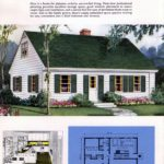 Classic house plans from 1955 - 50s suburban home designs at Click Americana (15)