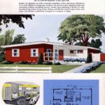 Classic house plans from 1955 - 50s suburban home designs at Click Americana (17)