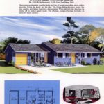 Classic house plans from 1955 - 50s suburban home designs at Click Americana (22)