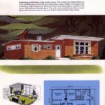 Classic house plans from 1955 - 50s suburban home designs at Click Americana (27)