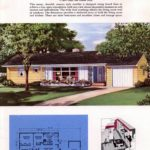 Classic house plans from 1955 - 50s suburban home designs at Click Americana (6)